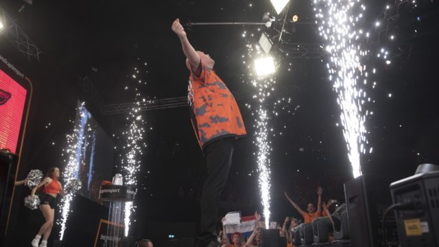 Televised Return For van Barneveld as 2021 UK Open Boards are Allocated