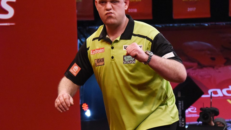 Top two through on day two of the UK Open