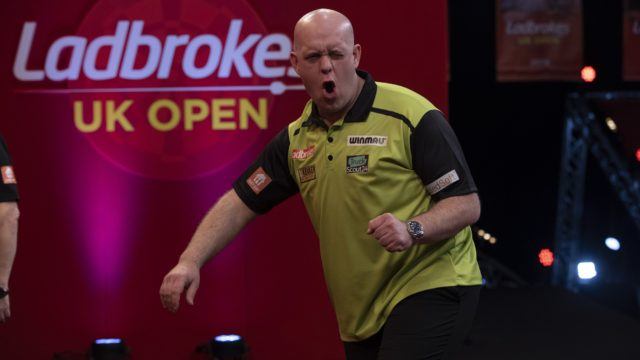 "Michael van Gerwen ""I want to win, and nothing else counts for me."""