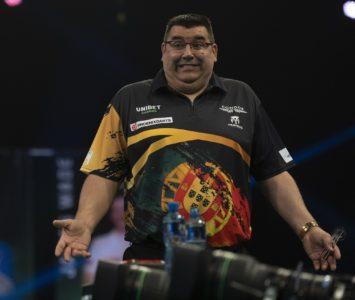 Jose De Sousa Premier League Darts