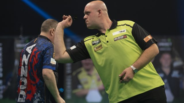 "Michael van Gerwen on Duzza ""yeah I feel sorry for the guy, because he's a nice guy"""