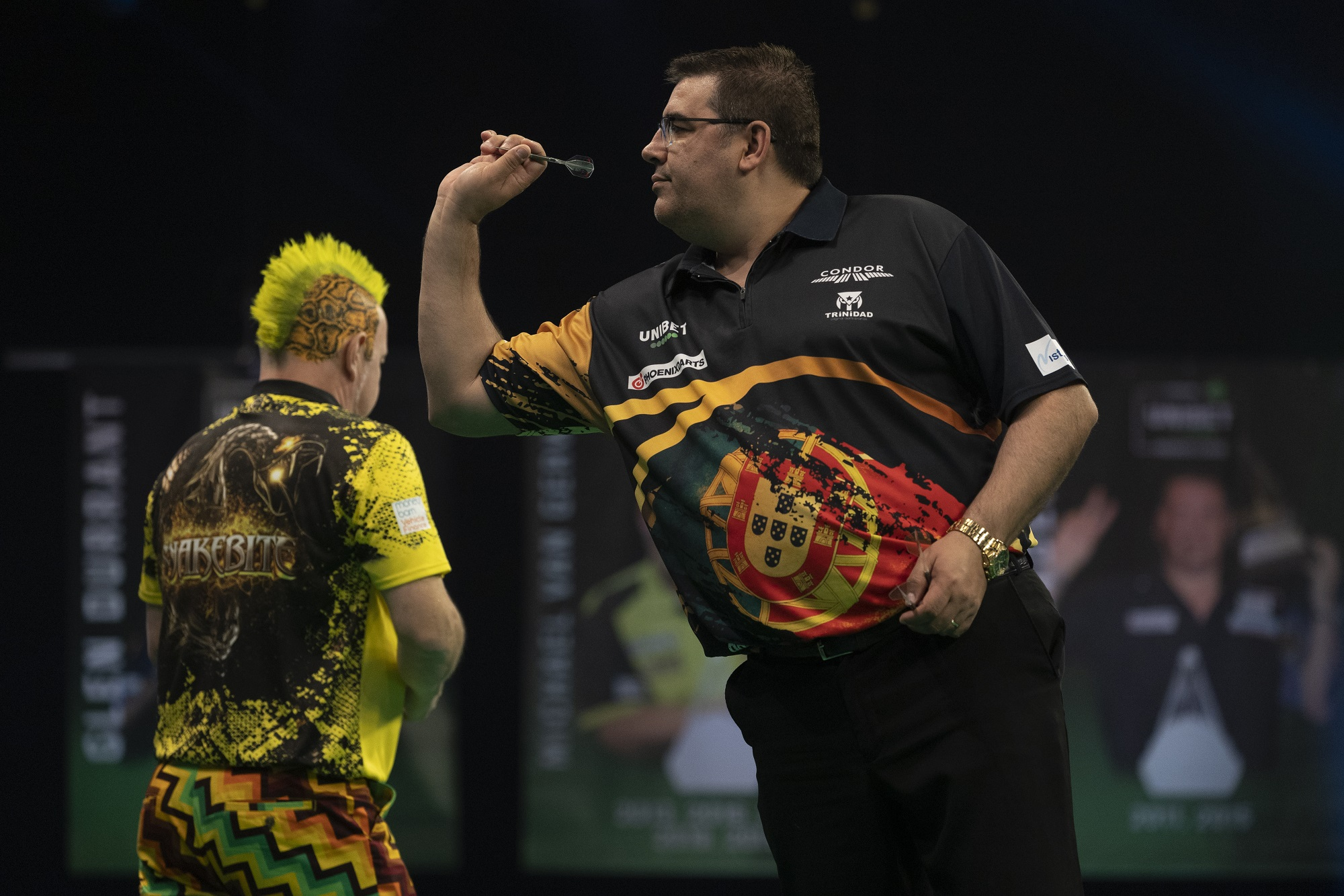 De Sousa wins first title of 2021 at PDC Super Series
