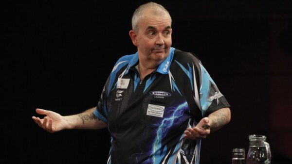 """Phil Taylor on Glen Durrant """"I have text Glen a couple of times, and he's not text back."""""""