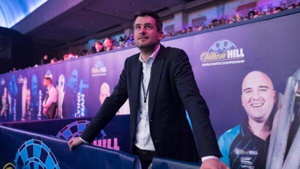PDC Chief Executive Matt Porter on crowds returning to darts