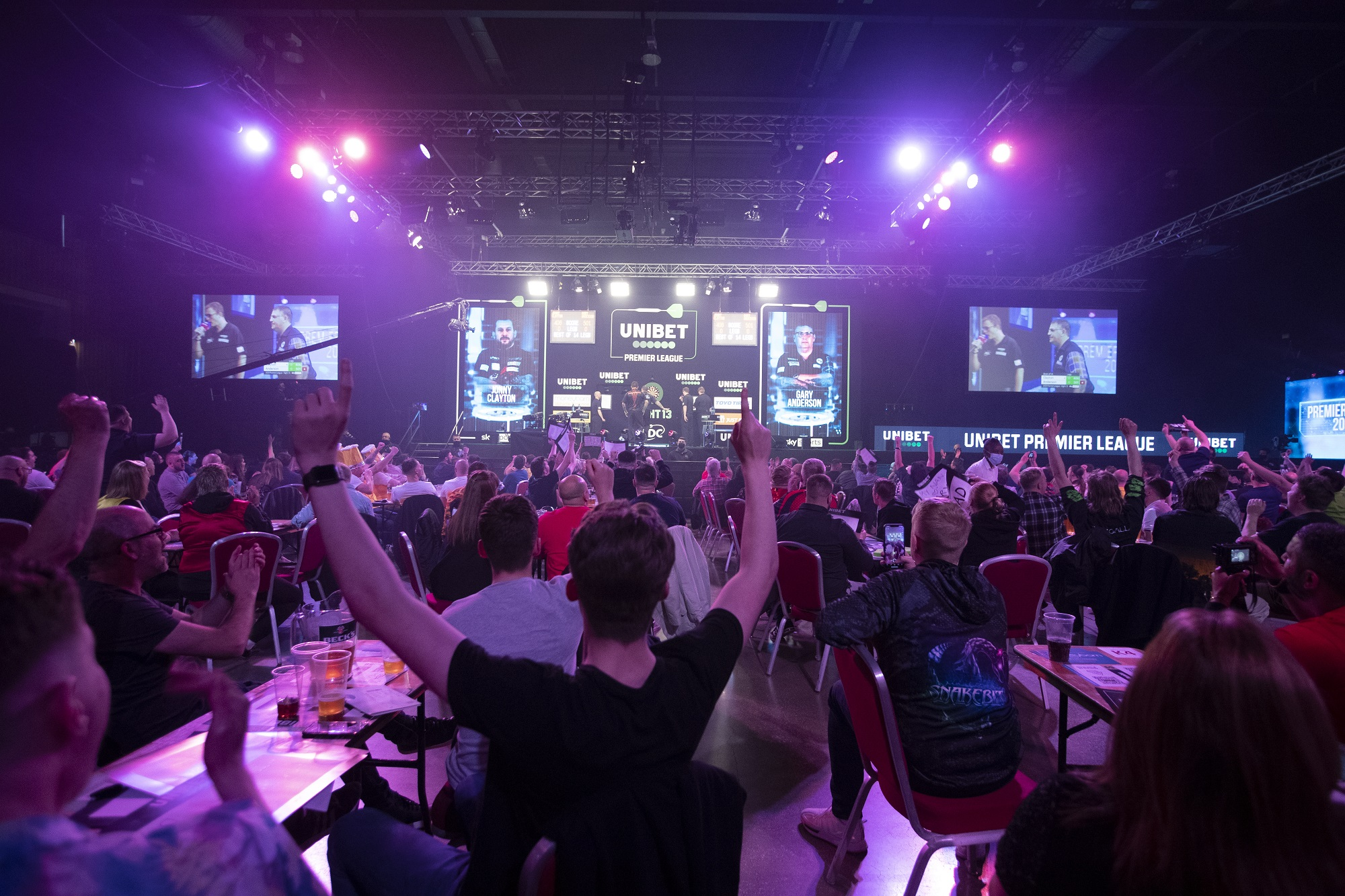 Premier League Darts: Who needs what on Night 16?