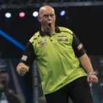Van Gerwen races top of Premier League Table