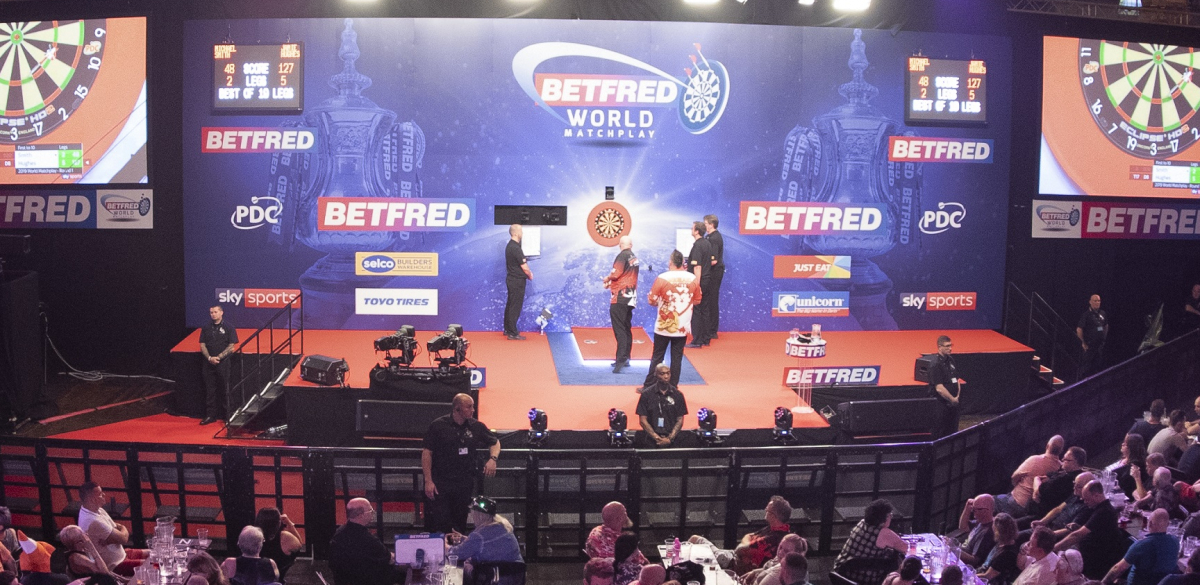 Betfred World Matchplay: Ones to watch