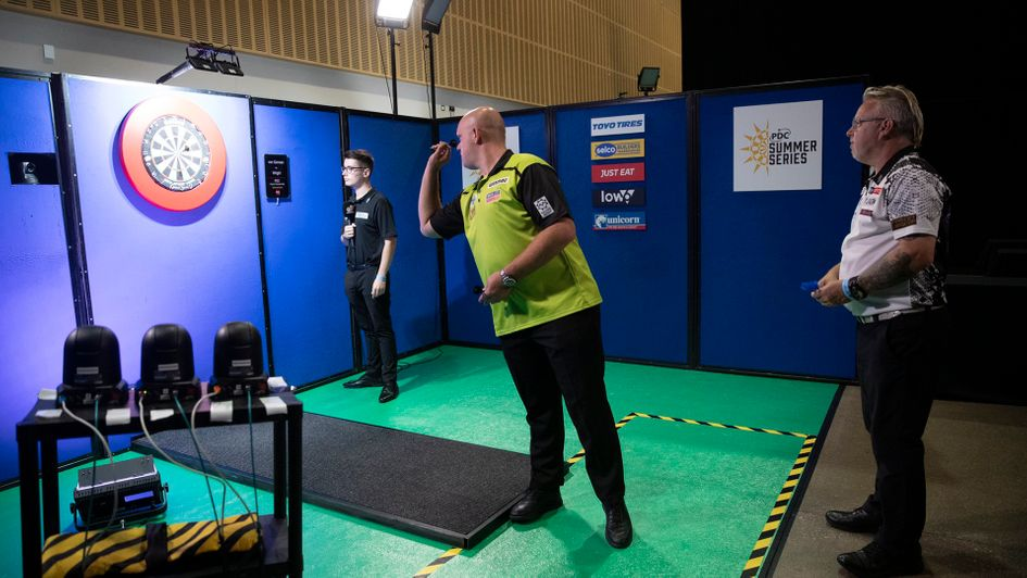 Entries confirmed for PDC Super Series