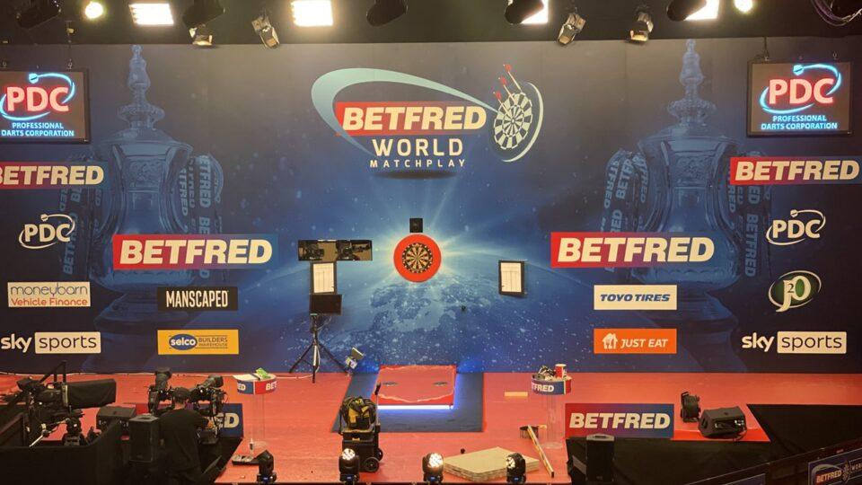 Betfred World Matchplay: Day Six Live Blog
