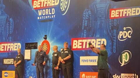 Betfred World Matchplay – Day 3 Recommended Bets
