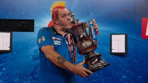 Superb Wright wins 2021 Betfred World Matchplay