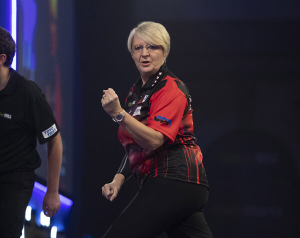 The PDC announce the expansion of the Women