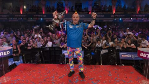 """World Matchplay Analysis: """"For once, [Peter] Wright's words did not come back to haunt him"""""""