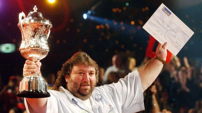 Andy Fordham has passed away at the age of 59