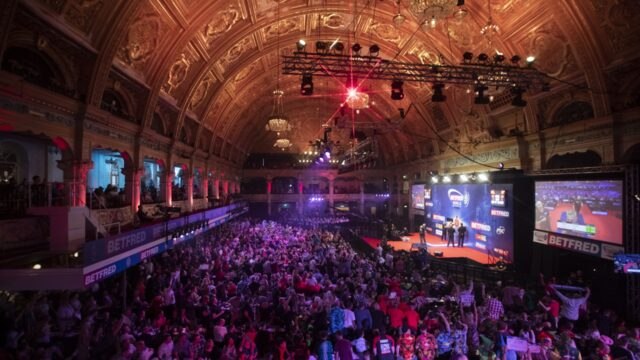 Betfred World Matchplay: Day Five Live Blog