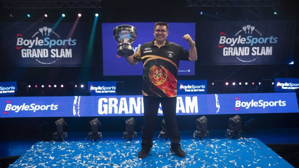 The qualifying criteria for the Grand Slam of Darts in 2021 have been confirmed