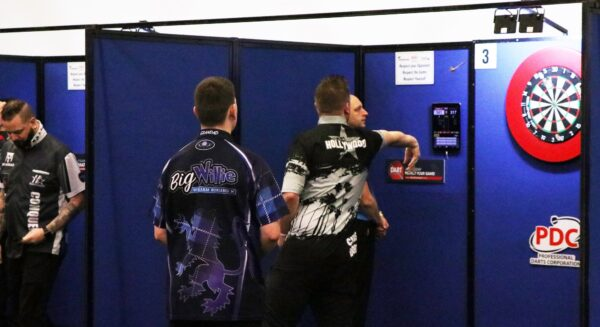 Gary Anderson leads the list of absentees from Super Series 6