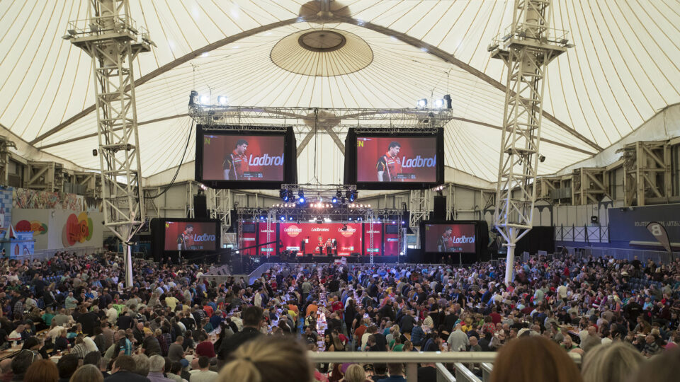 PDC and Butlin's extend partnership until 2023