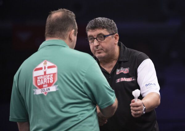 Mensur Suljovic is unsure of which future events he will play in