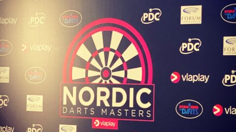 Nordic Darts Masters Day 1: Live Blog