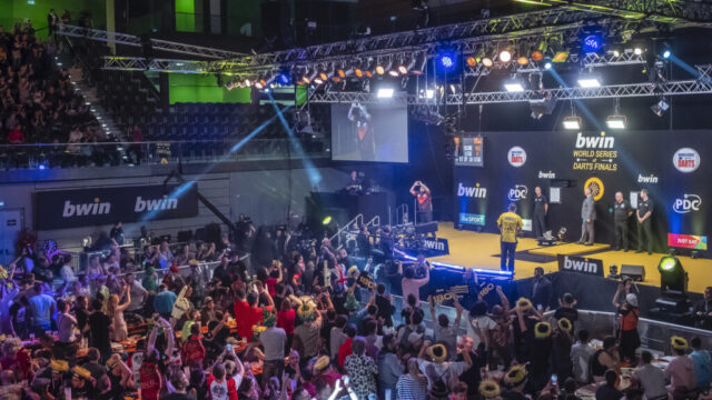 PDC Nordic Darts Masters – How to watch and Schedule