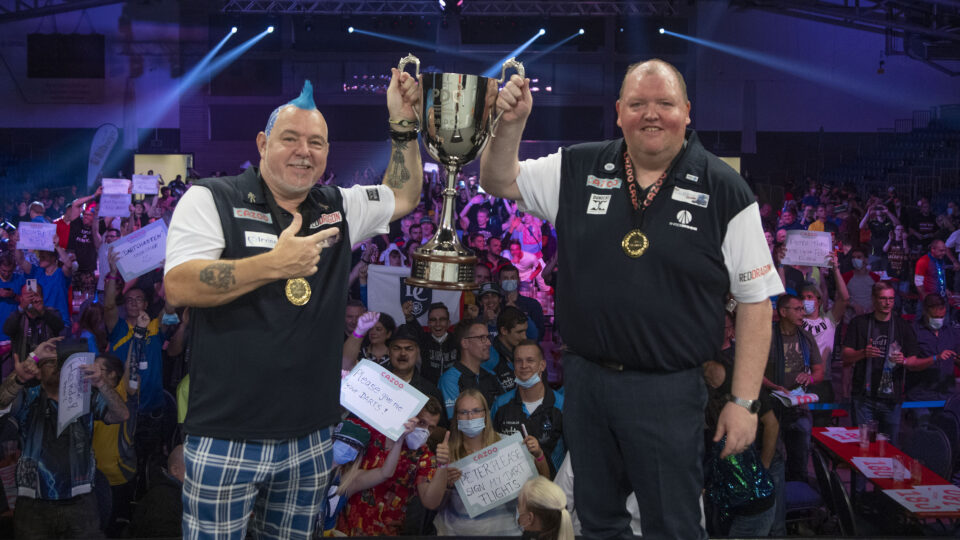 Scotland win the World Cup for the second time