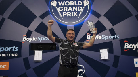 Boyle Sports World Grand Prix Day One Preview