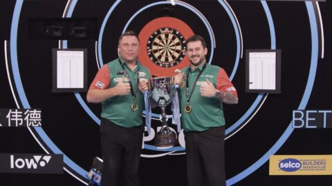 PDC World Cup of Darts Preview and Schedule