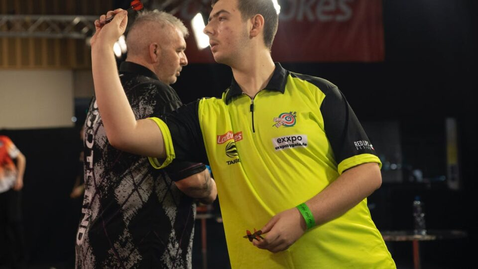 PDC Challenge Tour Events 9 and 10 Roundup- Wins for Rafferty and Bialecki