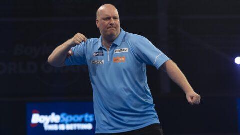 Van der Voort slams the European Championship criteria