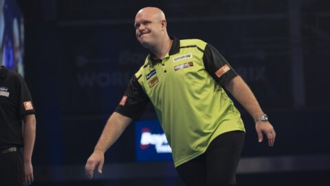 MvG and Wright knocked out on day two of BoyleSports World Grand Prix