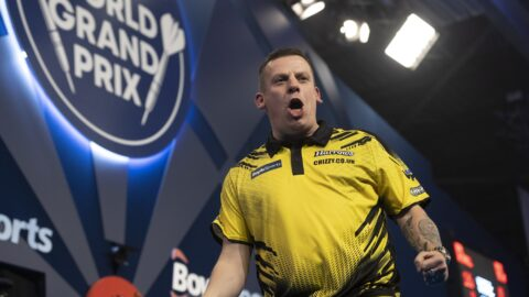 """Chisnall defends Gerwyn Price """"give him respect, he's world number one"""""""