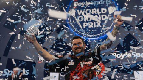 Jonny Clayton Wins Maiden World Grand Prix Title