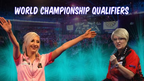 Sherrock and Ashton qualify for World Darts Championship at PDC Women's Series